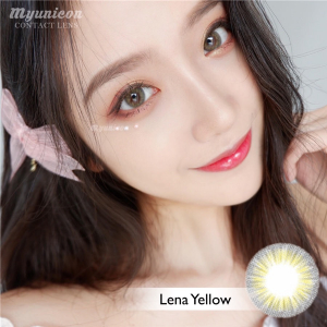 Lena Yellow 14.2mm